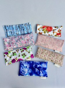 Yoga Lavender Eye Pillows