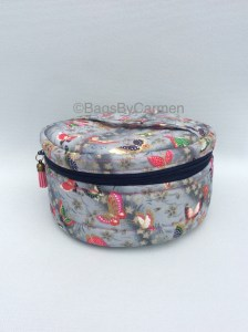 Sewing Workshop October | Circle Makeup Bag_Front