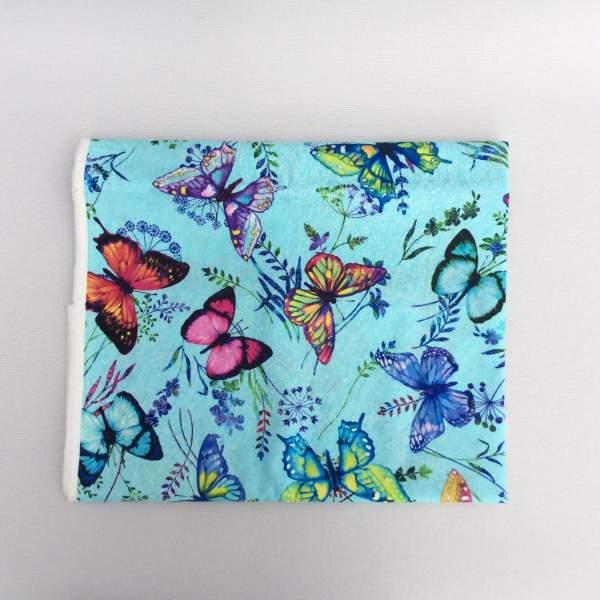 Butterfly Pale Blue