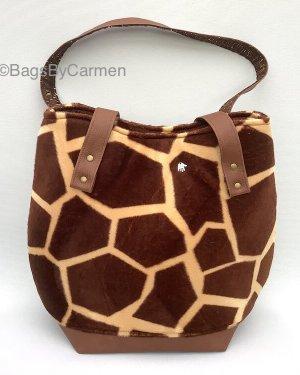 Handbag – Giraffe Print