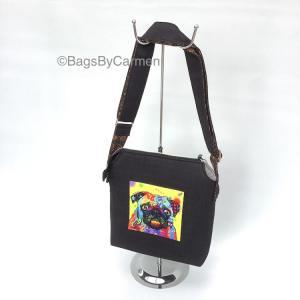 Shoulder Bag - Dog Print