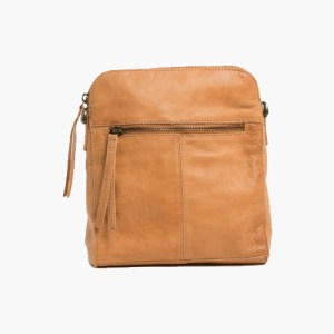 Rugged Hide Leather Handbags - Tamar