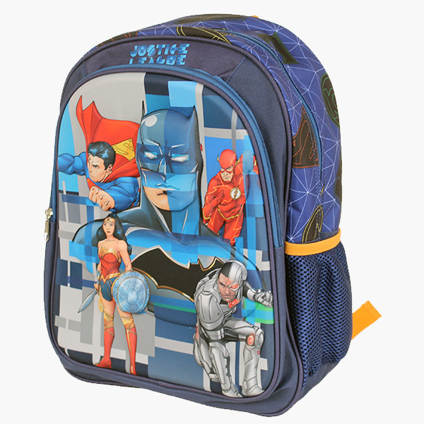 Justice League Kids Backpack
