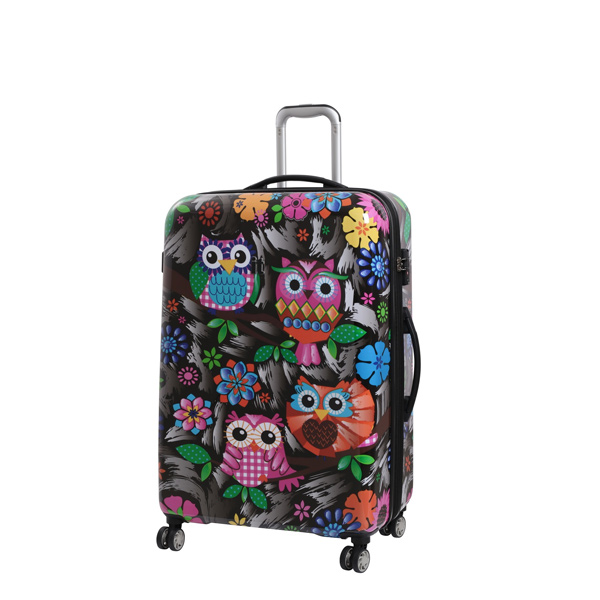 IT Luggage Owl Print