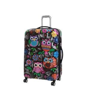 IT Luggage Owl Print