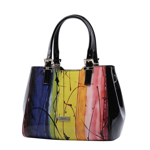 Serenade Copenhagen Leather Handbag