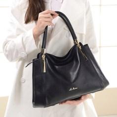 Designer Luxury handbag black 7-1