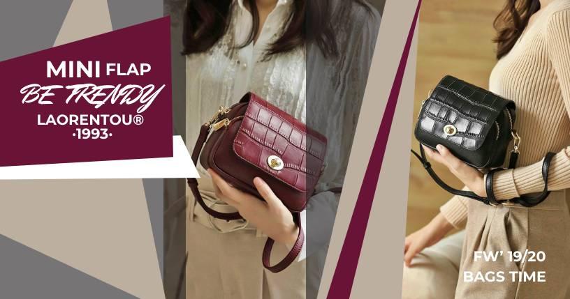 Стильная женская мини-сумка через плечо. Клатч. Новинка на BAGS TIME!