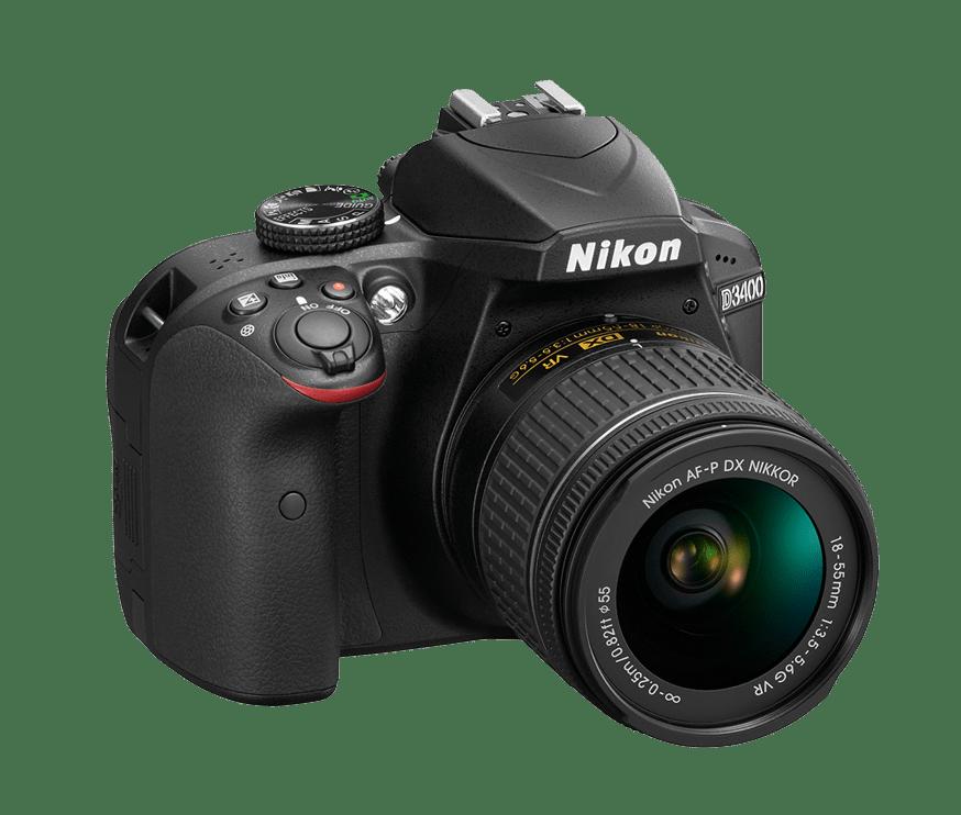Nikon D3400: De ideale spiegelreflexcamera voor beginners