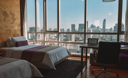 Hoteltip: Pathumwan Princess Hotel in Bangkok