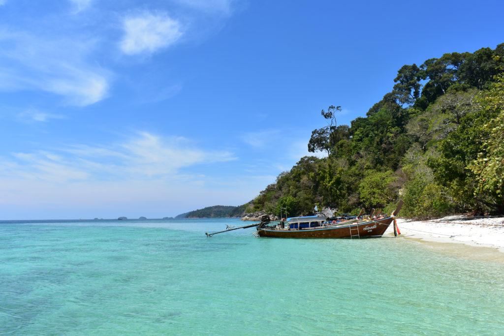 De mooiste en leukste eilanden in Thailand