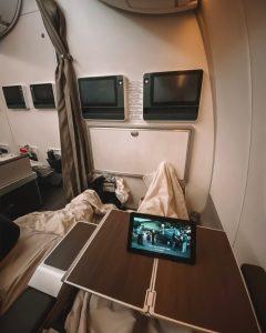 Premium Economy van Cathay Pacific