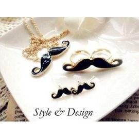 Bagues fantaisies – Les divers modèles de bague moustache