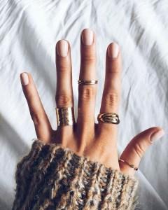 Les bagues et les doigts selon la psychologie