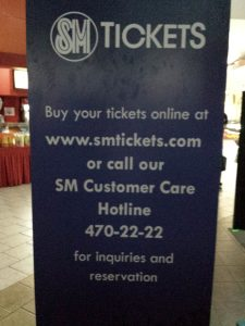 buy sm cinema tickets online