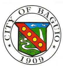 baguio city offical seal