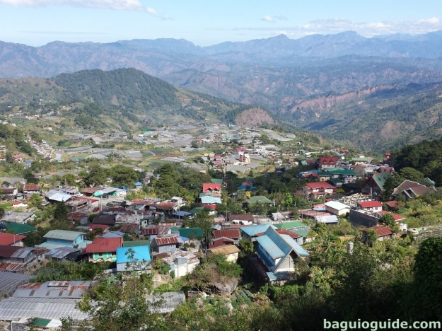 bahong la trinidad benguet rose capital of the philippines