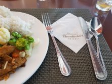 thunderbird resorts poro point la union food