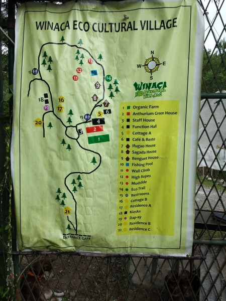 winaca eco cultural village entrance fees