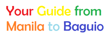 your guide from manila to baguio