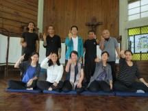 Holy Week Zen retreat 2017