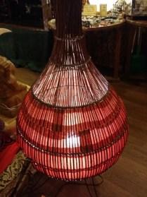 人気の玉ねぎ形ランプ♪ 大型ランプ♪高さ約150cm