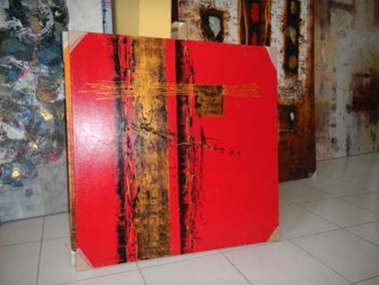 KREP(C)-0015 100×100cm