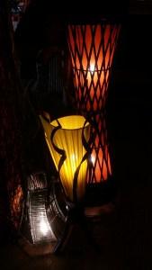 アジアンランプ