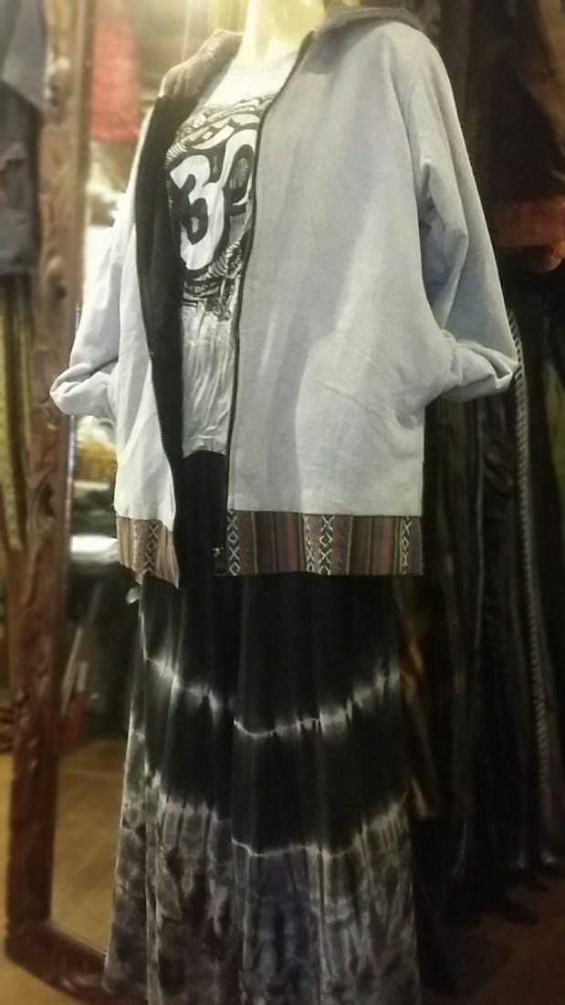 秋冬のエスニックファッション