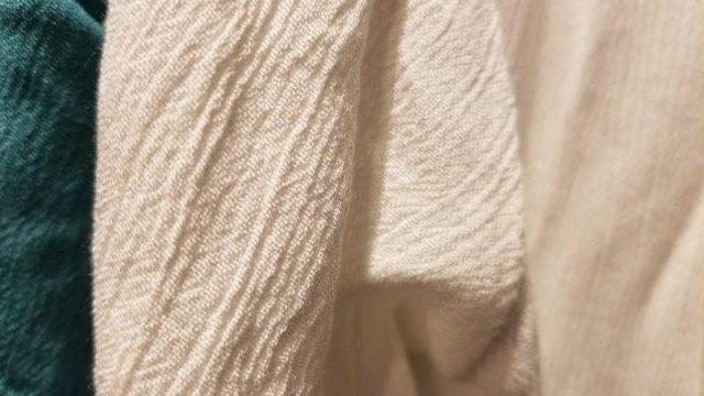 レーヨンクリンクルの羽織