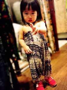 エスニック子供服