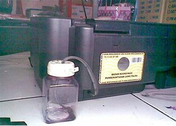 Botol buangan tinta Epson L120