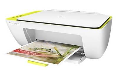 Cara Scan Lengkap di Printer HP Deskjet 2135