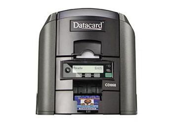 DATACARD Card Printer CD868 Duplex