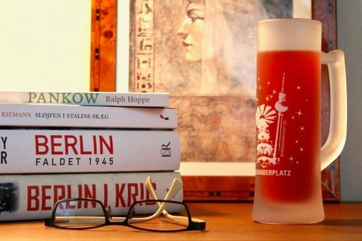 Læselyst - bøger om Berlin briller punch Bagvrk