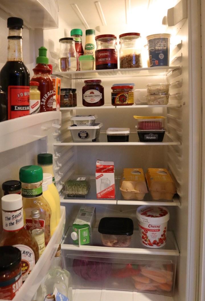 Rengøring af køleskab mandagstip Bagvrk.dk