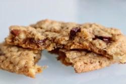 Havregryncookies udvalgt billede Bagvrk.dk