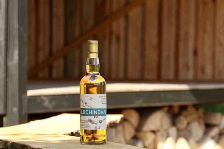 Lochindaal whisky i haven Bagvrk.dk