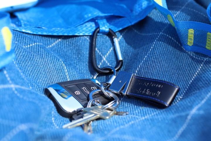 Indvendig lomme med strop picnictaske Bagvrk.dk