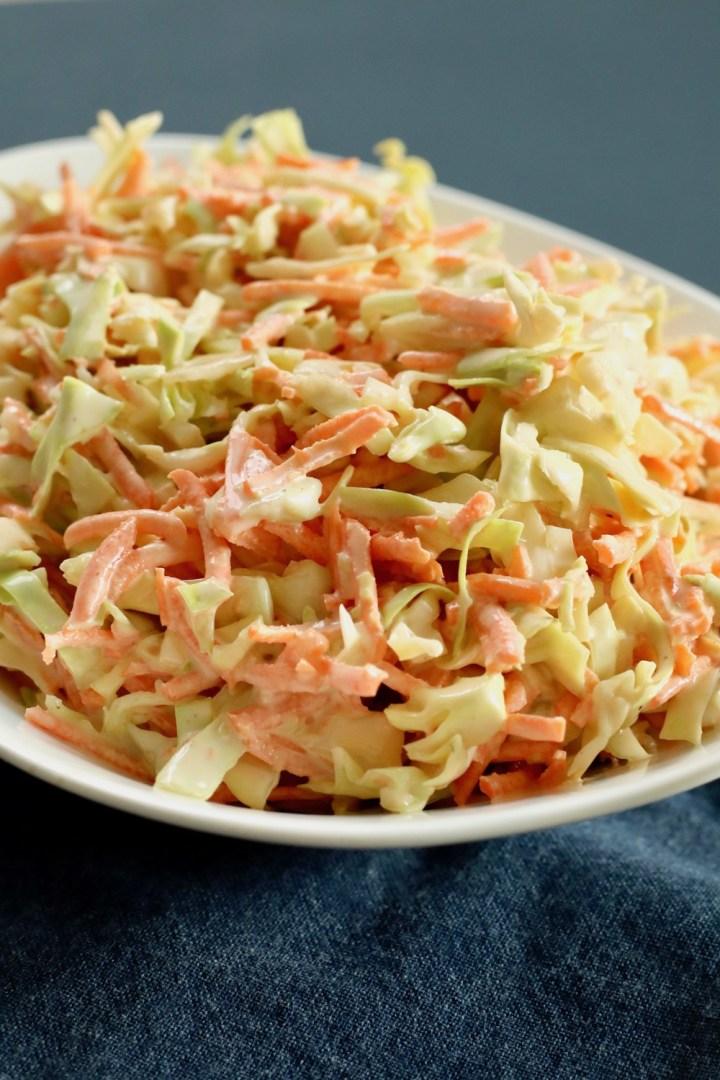 Coleslaw nærbillede Bagvrk.dk