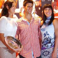 Djokovic, Jankovic, Ivanovic all Ecstatic!