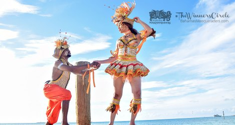Carnival soul seekers, satisfy your natural desires and conquer the road until you are soaking wet, in the sexiest costumes for Carnival 2016.