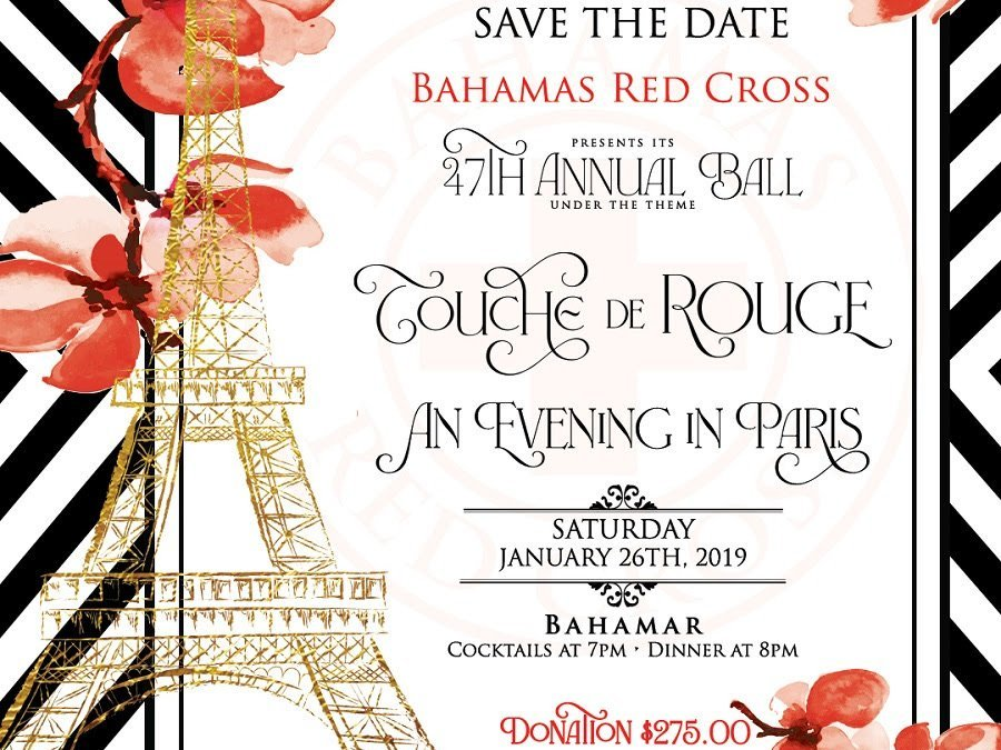 The Bahamas Red Cross Annual Ball