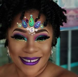 makeup Bahamas Carnival