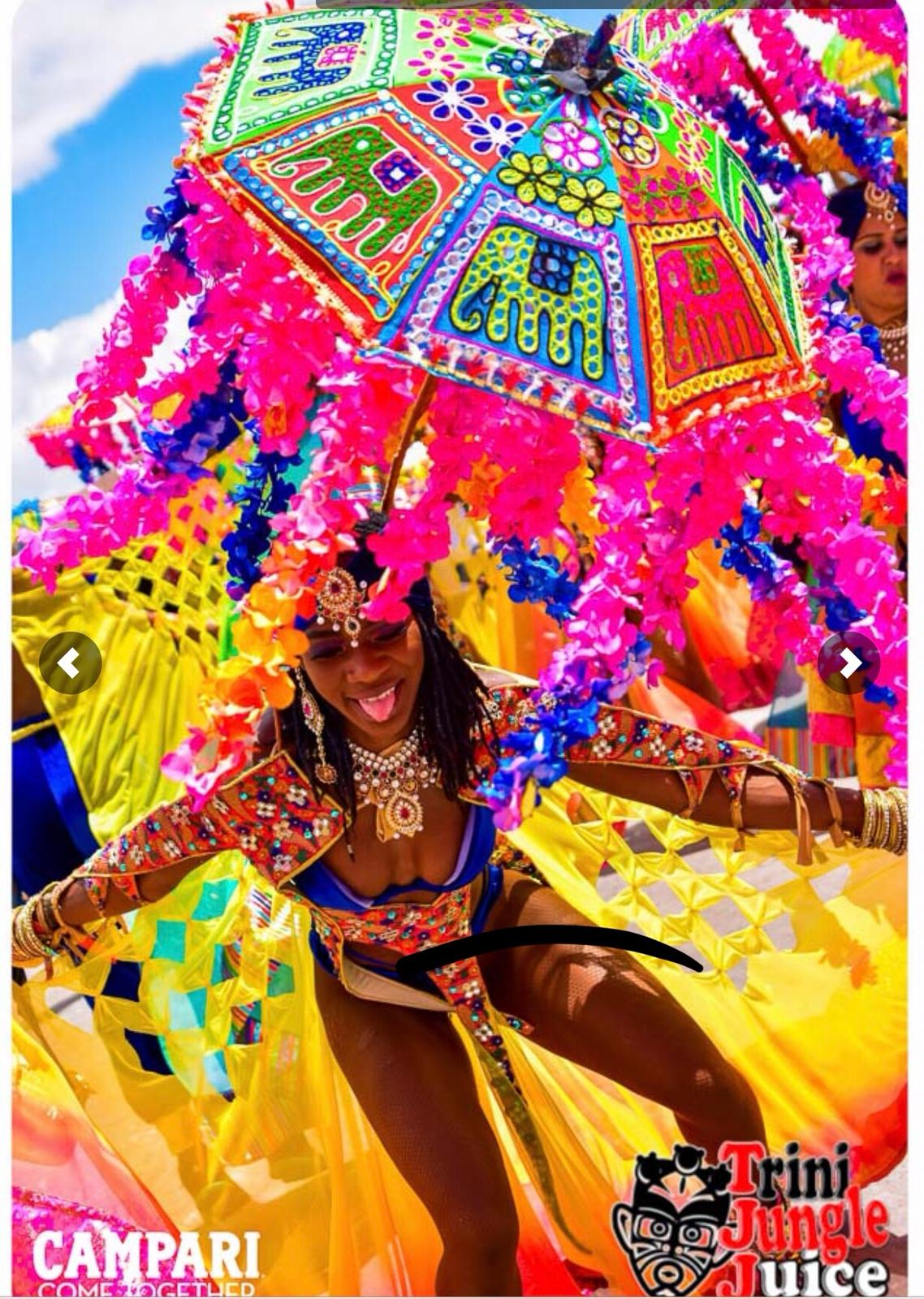 Trinidad Carnival 2020 with Audacious Tours in Port of