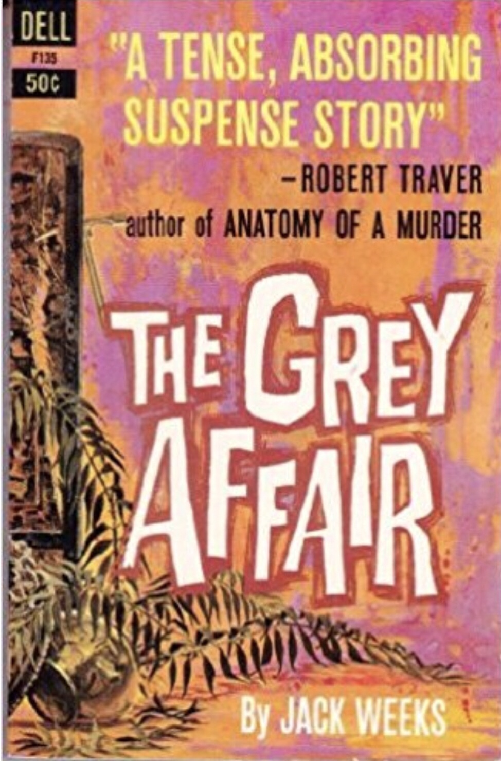 The Grey Affair, another fiction book based on Pindling, the Bay ...