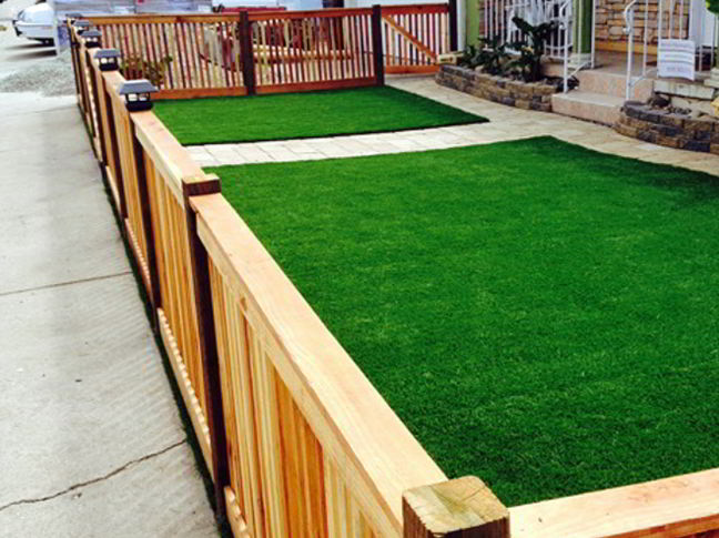 Artificial Turf Deck Ideas