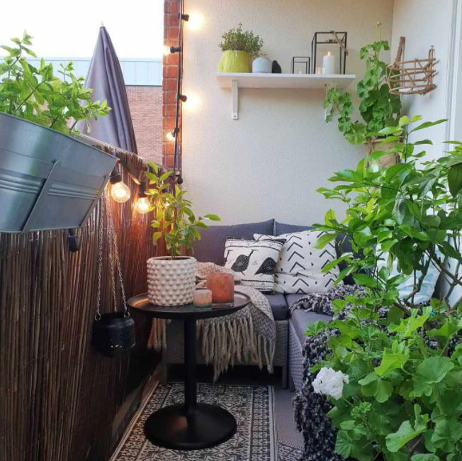 Covering Your Small Patio