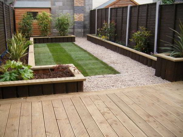 Small Decking Ideas