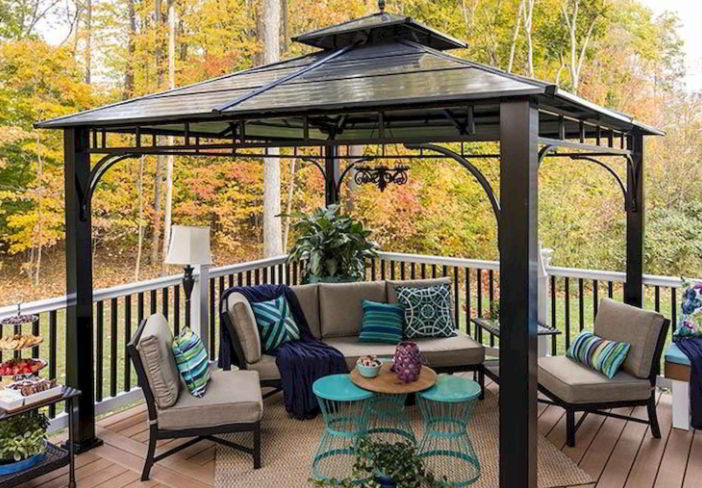 pergola ideas for deck